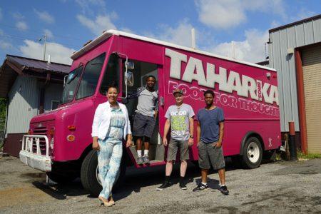 Ice Cream Making with Taharka Bros.