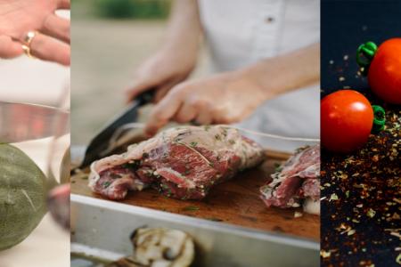 3 Part Series: Basic Kitchen Skills